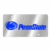 Penn State Nittany Lions NCAA Team License Plate