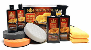 Pinnacle Complete Swirl Remover Kit