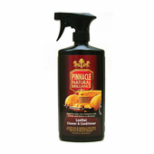 Pinnacle Leather Cleaner & Conditioner <font color=red><b>New Formula!</font></b>