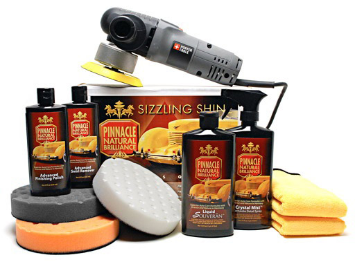 Pinnacle Porter Cable XP Show Car Kit - Show car cleaning products