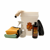 Pinnacle Rinseless Quick Wash & Detail Kit