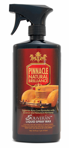 Pinnacle Souveran Liquid Spray Wax