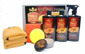 Pinnacle Souveran <font color=red>Mini</font> Sizzling Shine Kit