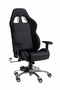 PitStop GT Series Office Chair - BLACK