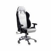 PitStop GT Series Office Chair - SILVER