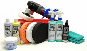 Poorboy's World Porter Cable 7424XP Polish & Protect Kit  <font color=red><strong>FREE BONUS</font></strong>