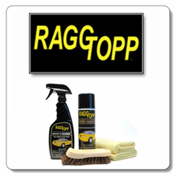 Raggtopp Convertible Top Care Kits