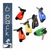 Res-Q-Me Keychain Escape Tool 6 Pack � Your Choice!