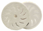 Rupes 7 Inch Fine Microfiber Finishing Pad for LHR 21ES, 2 Pack