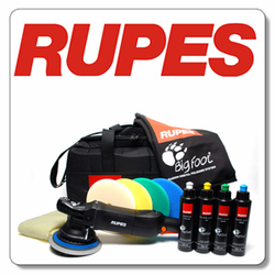 RUPES Car Care Kits