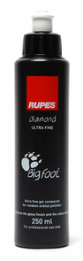 Rupes Diamond Ultra Fine Gel Polish 8 oz.