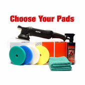 Rupes LHR 15 MarkII 6 Inch Pad Kit � Choose Your Own Pads! <font color=red>FREE SHIPPING</font>