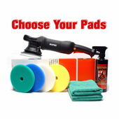 Rupes LHR 15ES 6 Inch Pad Kit � Choose Your Own Pads!