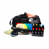 Rupes LHR 15ES Big Foot Random Orbital Polisher Deluxe Kit
