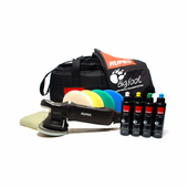 Rupes LHR15 MarkII Big Foot Random Orbital Polisher Deluxe Kit <font color=red><b>FREE SHIPPING</font></b>