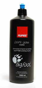 Rupes Zephir Gloss Coarse Gel Compound 33.8 oz.