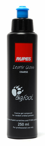 Rupes Zephir Gloss Coarse Gel Compound 8.4 oz.