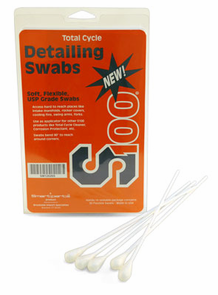 S100 Motorcycle Detailing Swabs (50 qty)