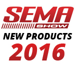 SEMA New Products 2016