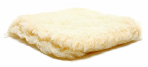 Synthetic Sheepskin Wash Pad