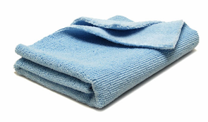 Sky Blue Edgeless Polishing Cloth