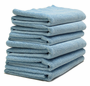 Sky Blue Edgeless Polishing Cloths - 6 Pack