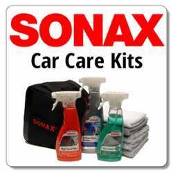 Sonax Car Care Kits