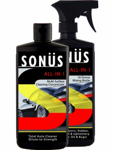 Sonus All In 1 Total Auto Cleaner Concentrate