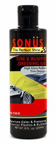 Sonus Tire & Bumper Dressing Gel