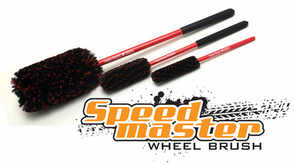 Speed Master 3 Piece Wheel Detail Kit