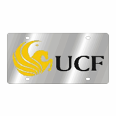 UCF Golden Knights NCAA Team License Plate