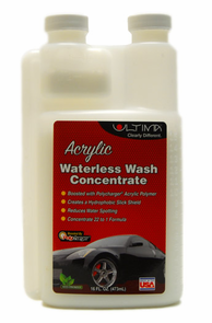 Ultima Acrylic Waterless Wash Concentrate