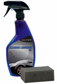 Ultima Elastrofoam Paint Cleaning System