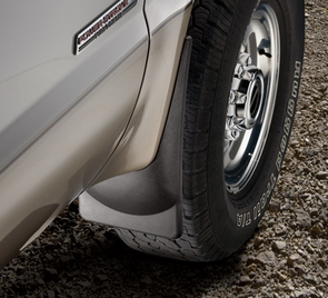 WeatherTech No-Drill Mud Flaps