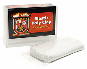 Wolfgang Elastic Poly Clay Bar