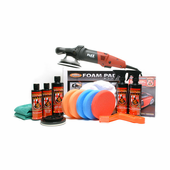 Wolfgang FLEX XC3401 Ultimate Polishing Kit <font color=red>Includes FREE Flex Bag - $50 Value!</font>