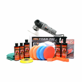 Wolfgang Porter Cable 7424XP Ultimate Polishing Kit <font color=red><strong>FREE BONUS</font></strong>