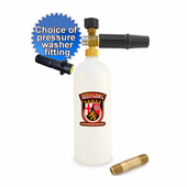 Wolfgang Pressure Washer Foam Cannon HP Kit