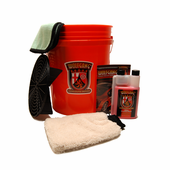 Wolfgang Uber Rinseless Wash In-A-Bucket Kit
