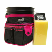 "Zymol Bucket Caddy <font color=""red"">FREE Drying Towel</font>"