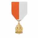 No. 80 Religion 1 Title Medal