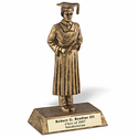 No. 9067 Male Graduate Figure