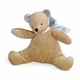"10"" satin ears bear musical by north american bear"