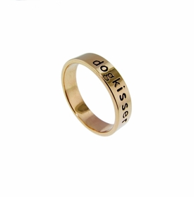 14k gold ring - 5mm