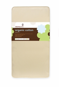 2 in 1 organic cotton ultra 252 crib mattress