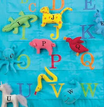 abc animal activity mat by north american bear