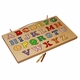 alphabet puzzle - upper case