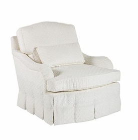 angelica swivel glider