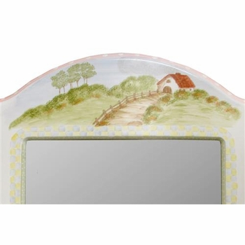 arched mirror (enchanted forest ll)