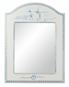 arched mirror (large)